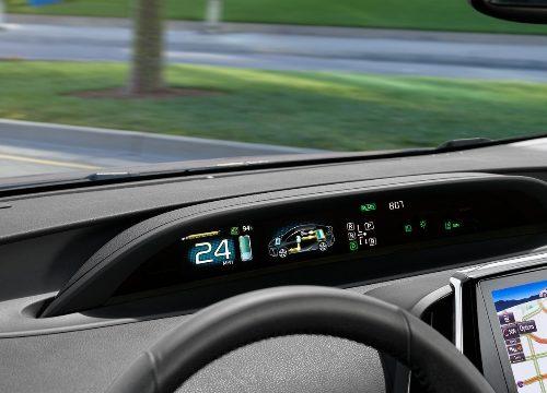 180305 Toyota Prius pristrojovka