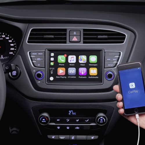 New Hyundai i20 Connectivity