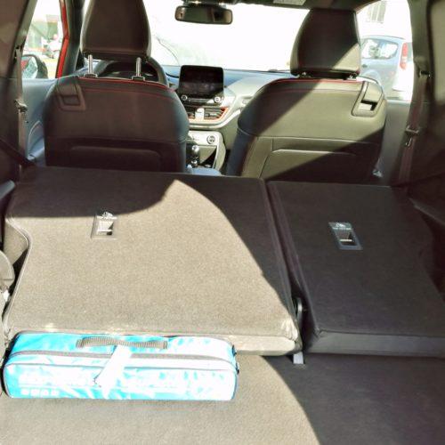 Ford Fiesta kufr1
