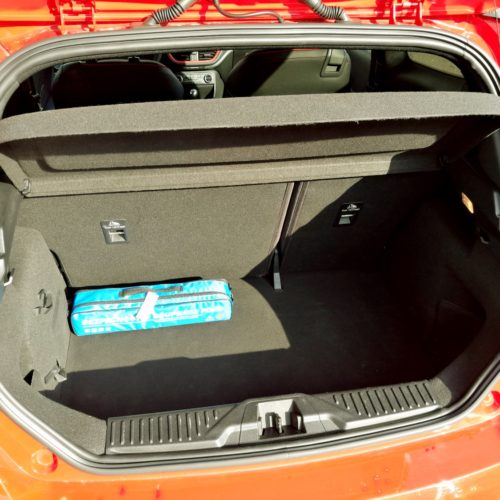 Ford Fiesta kufr2