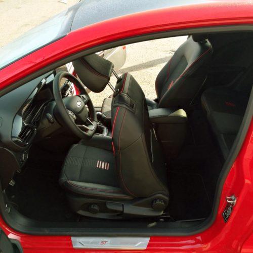 Ford Fiesta nastup