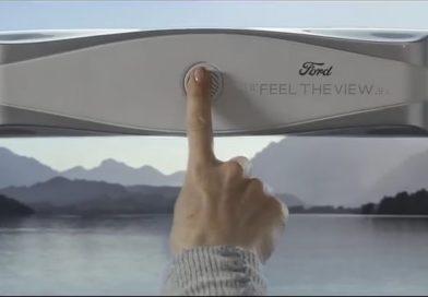Nevidomí pasažéři mají ve Fordu šanci pokochat se výhledem