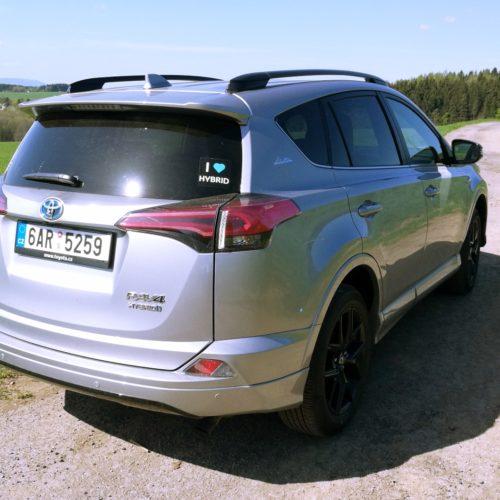 Toyota RAV4 Hybrid ext4a