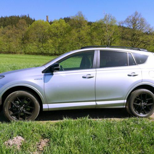 Toyota RAV4 Hybrid ext5