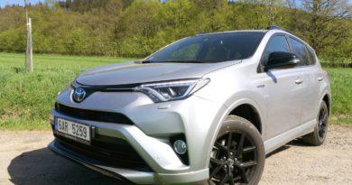 Toyota RAV4 Hybrid Selection FWD
