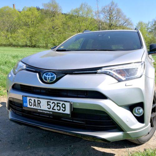 Toyota RAV4 Hybrid ext8b