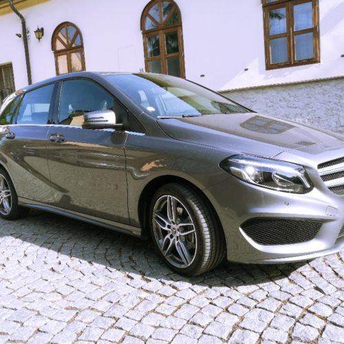 Mercedes-Benz B200d ext.1