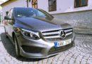 Mercedes-Benz B200d – rodinná klasika