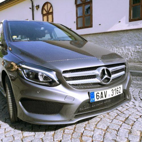Mercedes-Benz B200d ext.2
