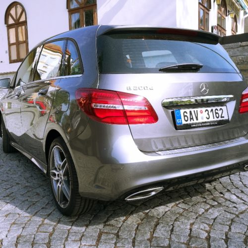 Mercedes-Benz B200d ext.3