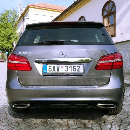 Mercedes-Benz B200d ext.4