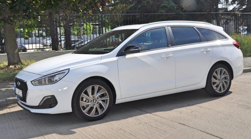 Hyundai i30 kombi – moderní klasika s nádechem luxusu