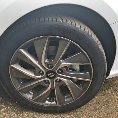 180716 Hyundai i30 schránka kolo detail
