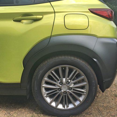 Hyundai KONA blatník zadní