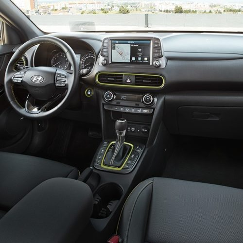 Hyundai KONA interier-slider-1-lime