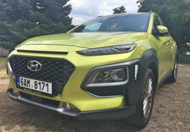 Hyundai KONA – kompaktní SUV (ne)jen pro ženy