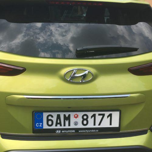 Hyundai KONA zezadu