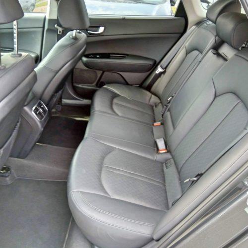 Kia Optima zadní sedadla 2