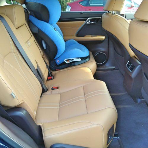 Lexus 450RhL 2 řada