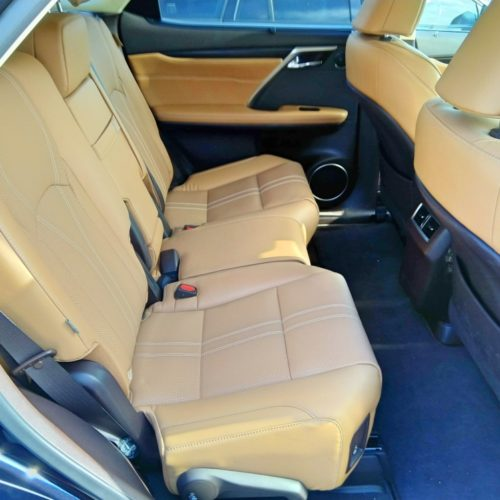 Lexus 450RhL 2 řada3b