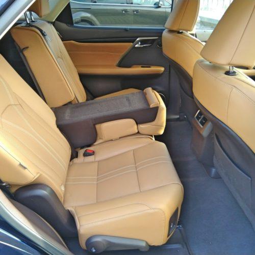 Lexus 450RhL 2 řada4