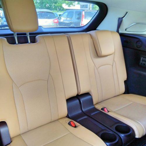 Lexus 450RhL 3 řada3