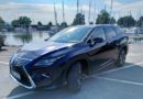 LEXUS RX 450hL – tichý luxus pro 7 cestujících