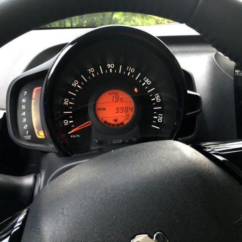 Peugeot 108_budík