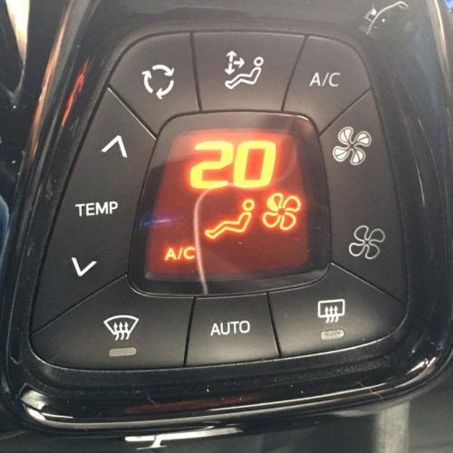 Peugeot 108_panel klima