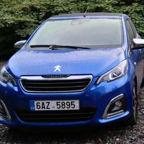 Peugeot 108_zepředu