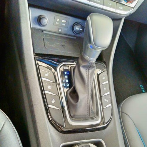 Hyundai Ioniq Hybrid řazení