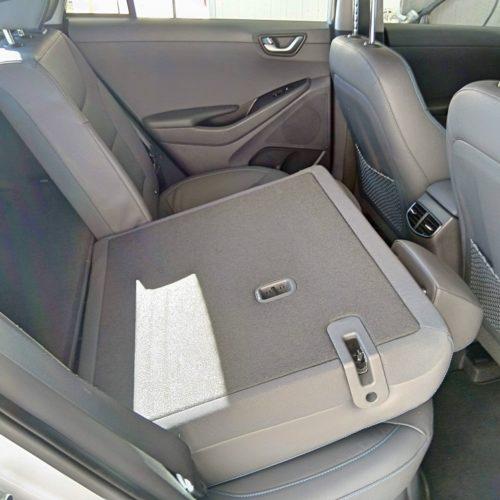 Hyundai Ioniq Hybrid zadní sedadla skolepná