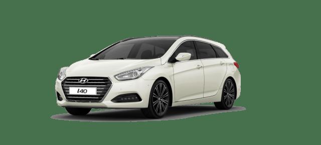 Hyundai i40 kombi – nenápadné luxusní pohodlí