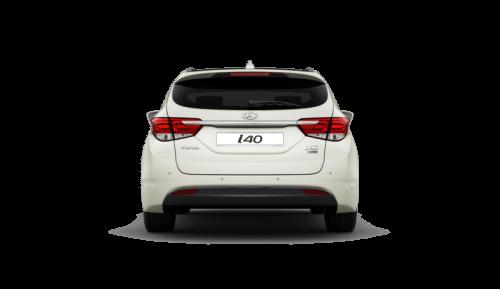Hyundai i40 bok zezadu