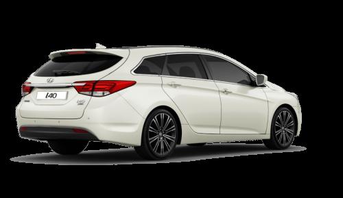 Hyundai i40 bok zezadu bok