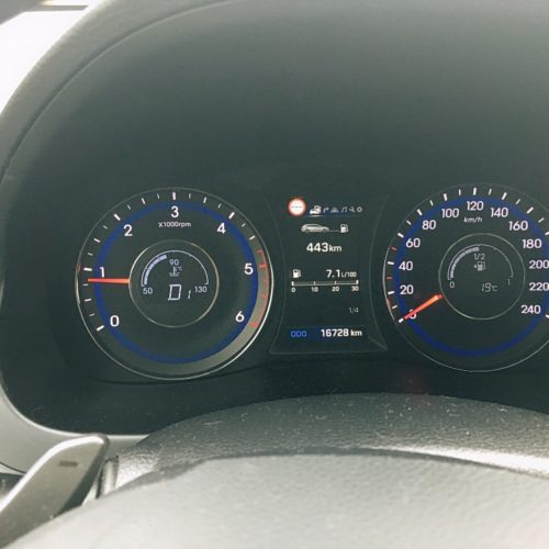 Hyundai i40 kaplička