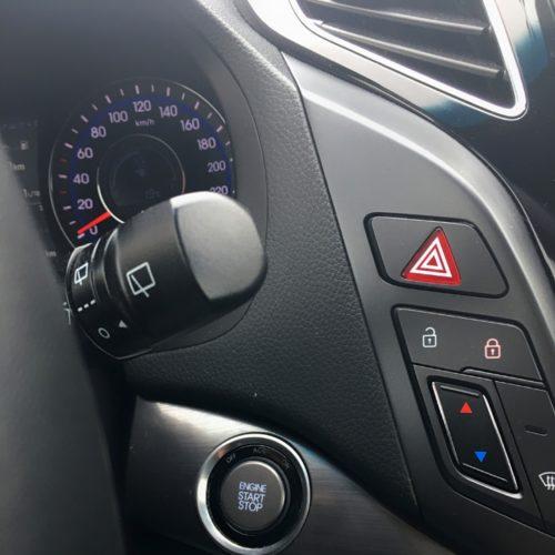 Hyundai i40 start