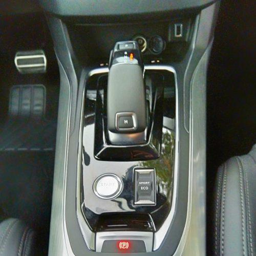 Peugeot 308 řazení