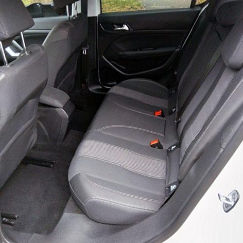 Peugeot 308 zadní sedadla2
