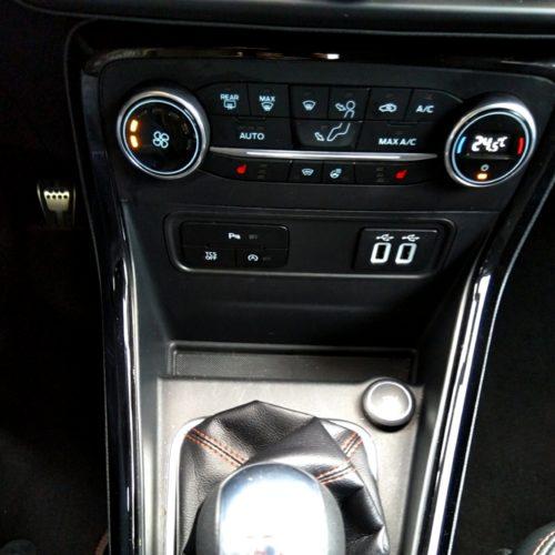 Ford EcoSport řazení
