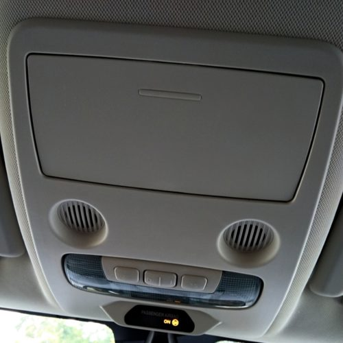 Ford EcoSport osvětlení