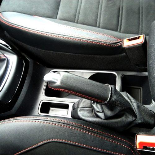 Ford EcoSport ruční brzda
