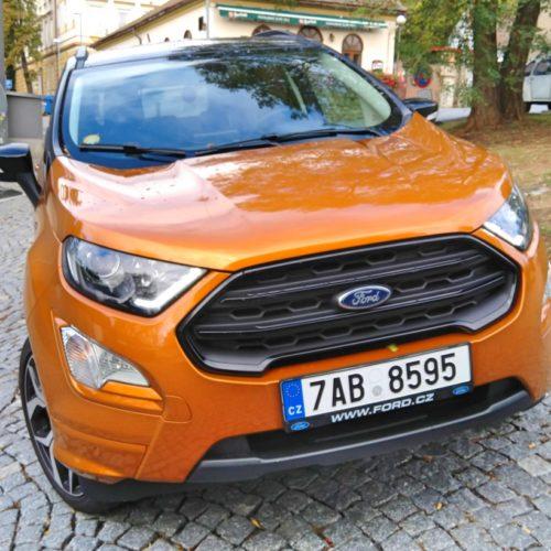 Ford EcoSport zepředu