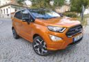 Ford EcoSport ST-Line, 1,5 l EcoBlue AWD