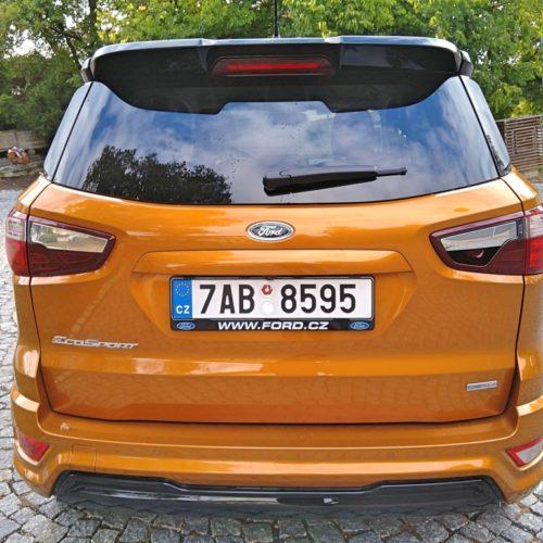 Ford EcoSport zezadu
