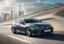 Nový Lexus ES je nejbezpečnějším velkým rodinným a hybridním vozem v Evropě