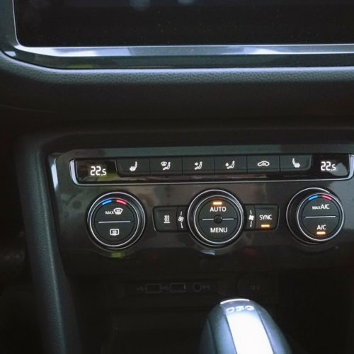 Volkswagen Tiguan nastavebí topení1