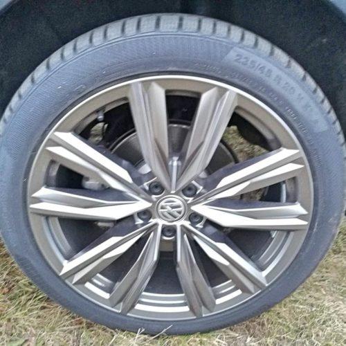 Volkswagen Tiguan pneu