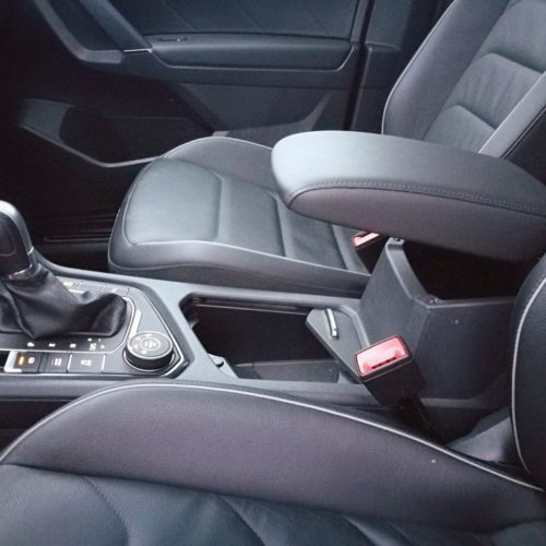 Volkswagen Tiguan područka