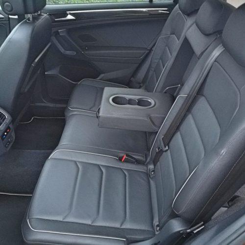 Volkswagen Tiguan zadní sedadla3